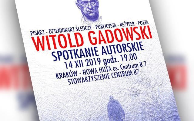 Spotkanie w Krakowie – 14 grudnia, 19:00