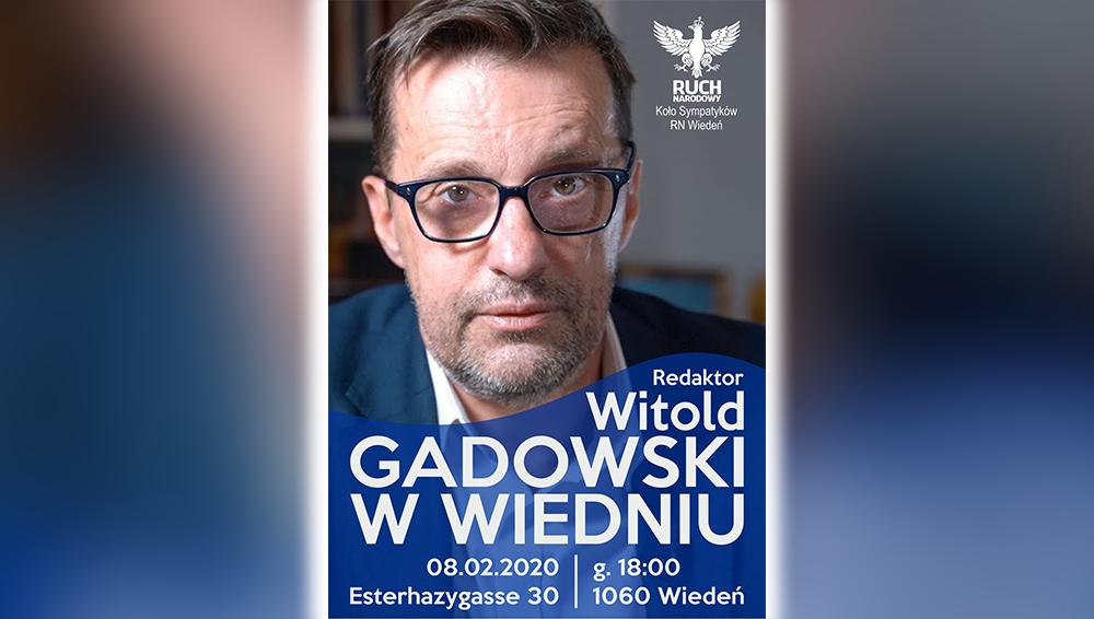 Spotkanie w Wiedniu – 8 lutego, godz. 18:00